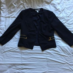 H&m Blazer Navy blue