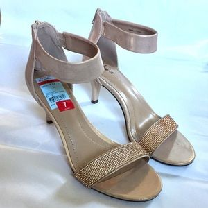 Style & Co. Sparkling Heels