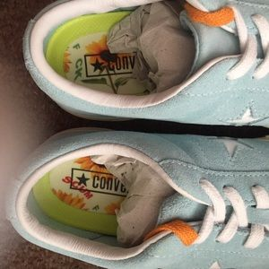 629995ca8eea1d Converse Shoes - Converse x Tyler the creator collab one star shoes