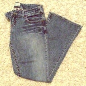 Maurice's Kaylee Flare jeans (short)