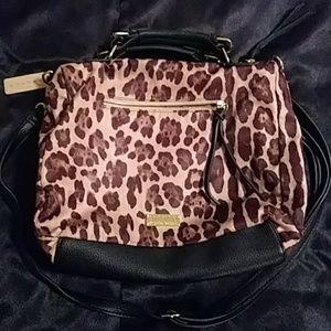 Leopard Steve Madden purse