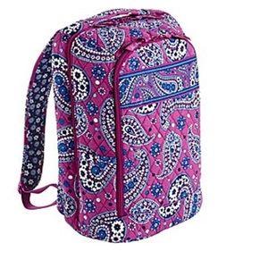 Boysenberry Vera Bradley Backpack