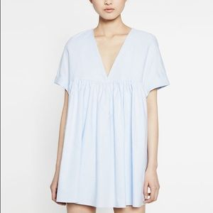*RARE* Zara Babydoll Jumpsuit Romper Dress