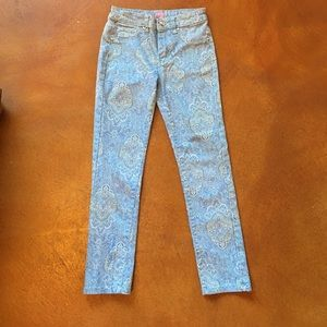 Other - Cute! Crest 5 Pocket Jeans