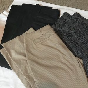 New York and Company Dress Pants Size 10T