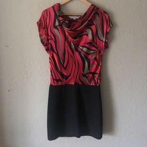Trina Turk drop waist dress