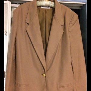Jackets & Blazers - Wool/cashmere blazer