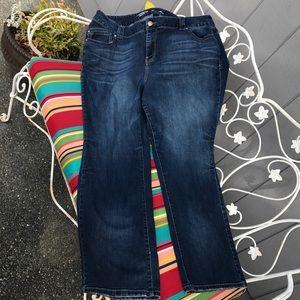 Boot Cut Jeans - Lane Bryant