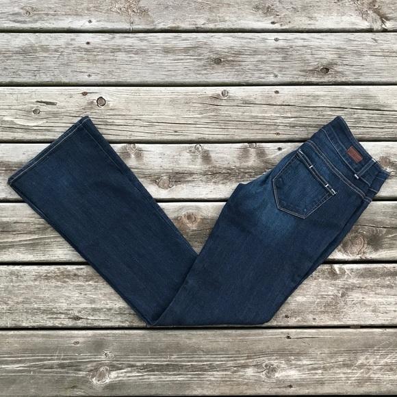PAIGE Denim - Paige Hidden Hills Boot Jeans