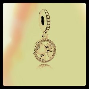 Jewelry - Pandora Hearts of Love  Dangle Charm