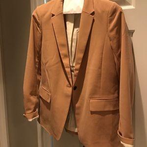 Tan H&M blazer