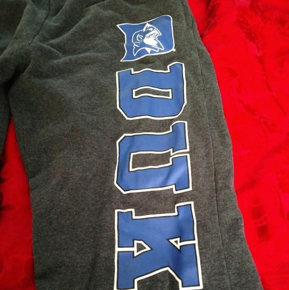 stadium Pants - Mens MED Duke grey sweats