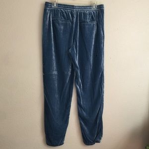 GAP Blue Velvet Pants 👖