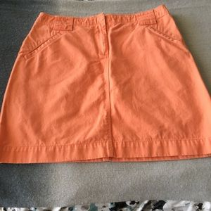 Good used condition! J Crew cotton mini skirt!