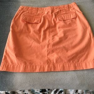 J. Crew Skirts - Good used condition! J Crew cotton mini skirt!