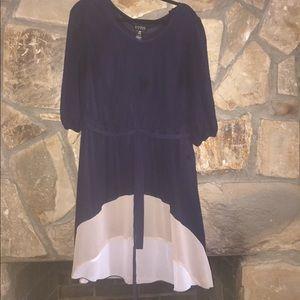 Dresses & Skirts - Navy Blue Casual Dress