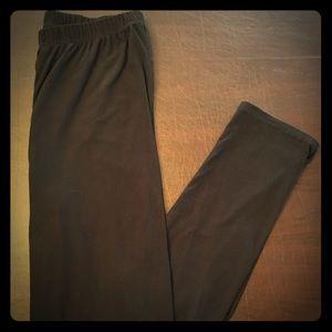 Pants - VIV Collection Black Leggings