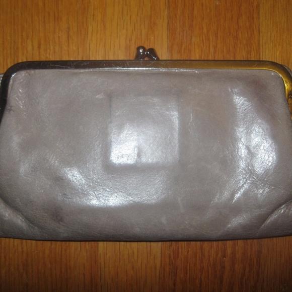 Hobo Bags International Double Frame Bifold Wallet Poshmark