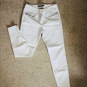 Zara polka dot dress pants
