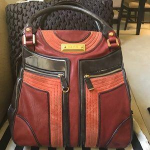 L.A.M.B. Multi-color Handbag