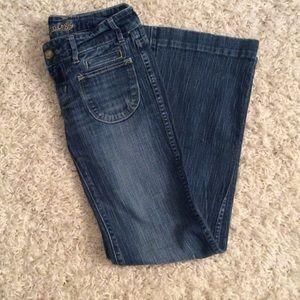 Denim - American Eagle flare jeans