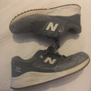 New Balance 530 Sneakers in Grey / Gray