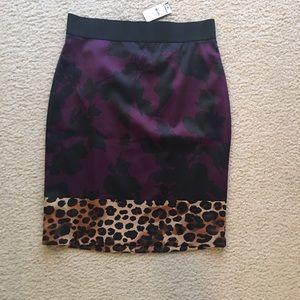 Express pencil satin pencil skirt!!