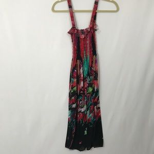 Dresses & Skirts - Multicolored One Size Beach Dress