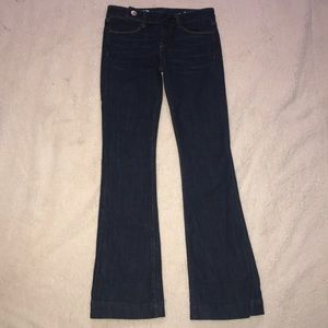 "NWOT women's GAP ""sexy boot"" jeans"