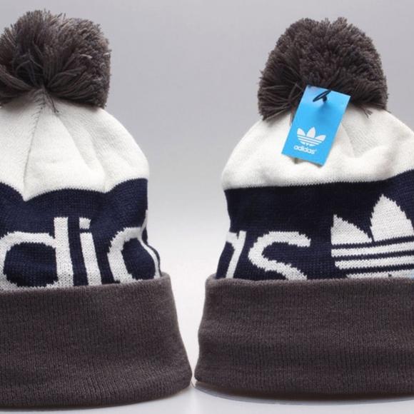 Adidas Originals Mercer Ballie Pom Beanie Cap c78329efd02
