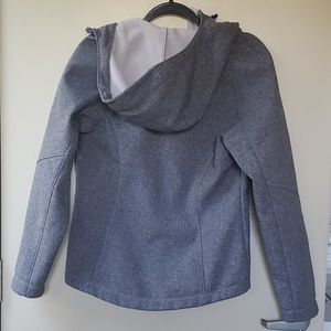 ANTHROPOLOGIE Rosie Niem Bourgogne Wool Jacket XL NWT