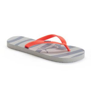 Puma Women's Striped Flip-Flops