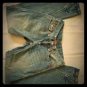 True Religion Women's Flare Jeans
