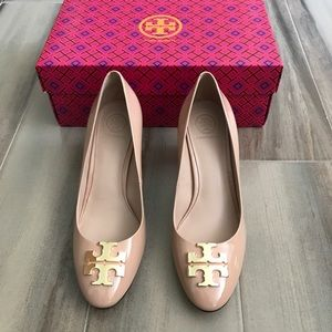 Tory Burch Raleigh Nude Pump