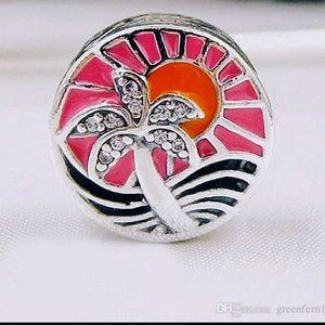Jewelry - Pandora Tropical Sunset Mixed Enamels Charm