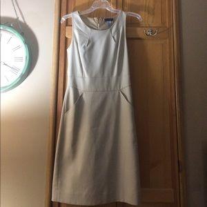 J.Crew Tan Dress