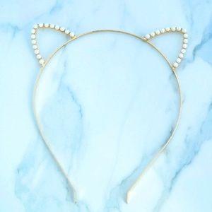 New🎉 CatEye Ear Hairband