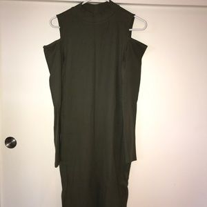 The limited/ dress army green