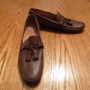 Men's Allen Edmonds Urbino Tassel Loafers, Size 11