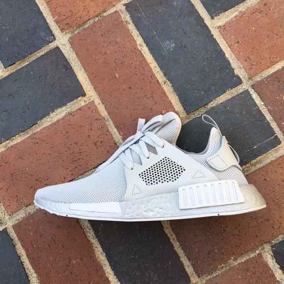 adidas nmd rt triplo grey brand n3w poshmark