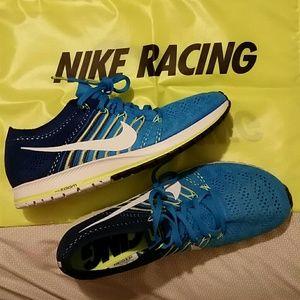 Nike Zoom Flyknit Streak in two tone Blue