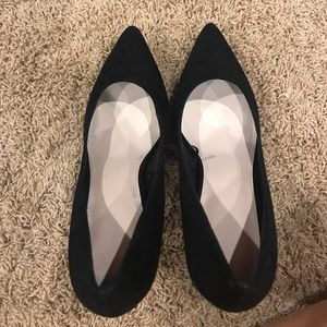 Forever 21 pointy heels!