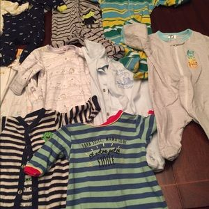 Other - Baby boy Newborn Lot