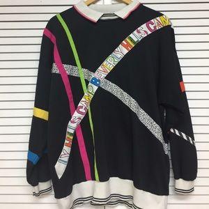 1980s Camp Beverly Hills Sweatshirt