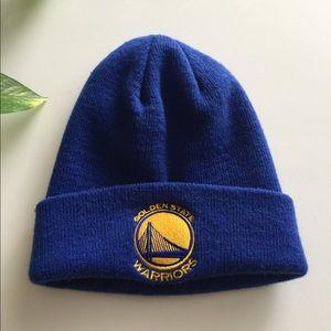 Adidas Golden State Warriors NBA Watch-cap Beanie