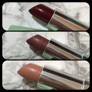 NWOT 3 Clinique lipsticks