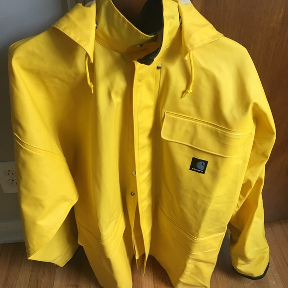 a5db7813d Carhartt Jackets & Coats | Surrey Rain Jacket | Poshmark
