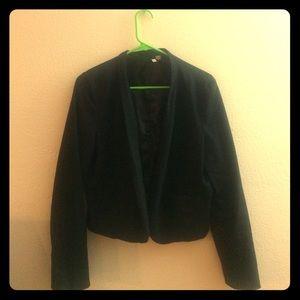 Short business jacket!