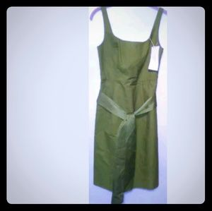J crew Anita 65156 olive green new with tags