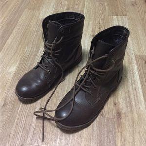 Shoes - WOMEN'S COMBAT BOOTS